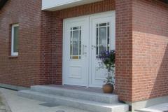 Haustür mit Seitenteil Model Jeetze