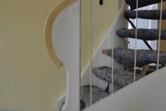 Treppengeländer in Kiefer