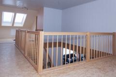Freigeländer zur Treppe in Buche